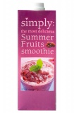Smoothie Simply Owoce lata 1 L